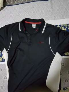 Nike polo t-shirt authentic