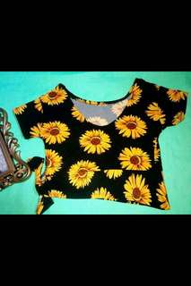 SUNFLOWER TOP🌻