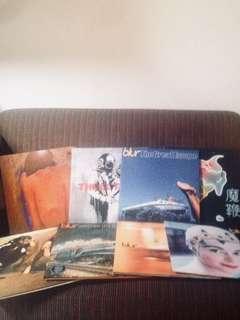Vinyl blur full album