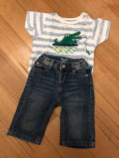 Boy Cloths (3-6mths)
