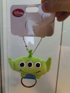 日本Disney Store三眼仔吊飾