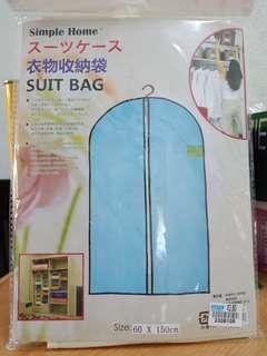 Brand New - Suit Bag / Dust Bag Hanging Organizer
