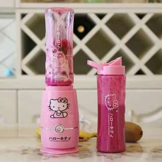 Hello kitty juicers / smoothie maker