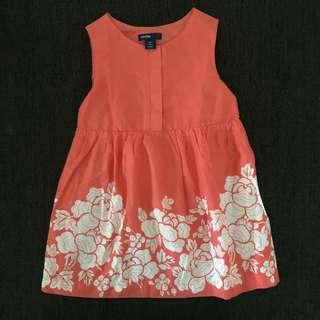 Dress Baby GAP 2y