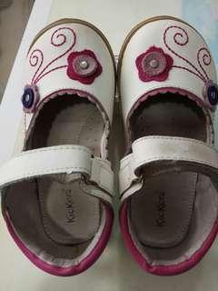 Kickers girls' shoes