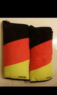 德國安全帶枕