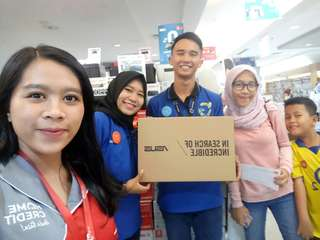 Cicilan Laptop Asus X441UA 0% Tanpa Kartu Kredit ,Proses Cepat 3Menit
