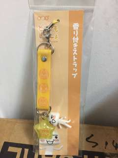 Sony 貓 Toro 星星香珠電話繩