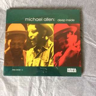Michael Allen - Deep Inside CD
