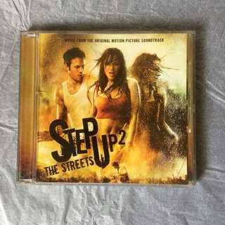 Step Up 2 OST CD