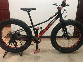 """Fat Bike Specialized 24"""""""