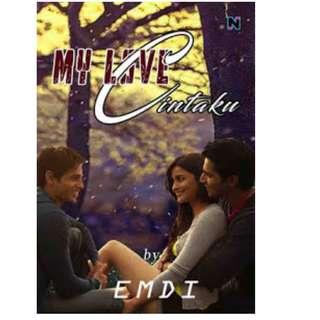Ebook My Love Cintaku - Emdi