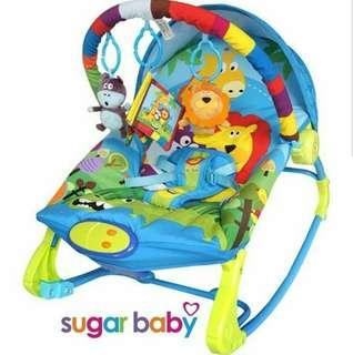 Baby bouncer kursi mainan bayi