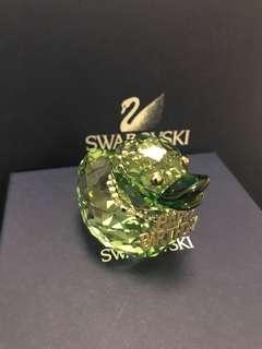 Swarovski birthday duck 施華洛世奇 水晶生日鴨