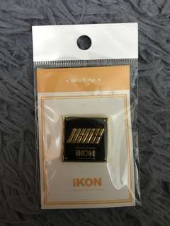 IKON METAL BADGE READYSTOCK