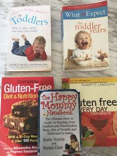 Parenting Books Bundle for 5