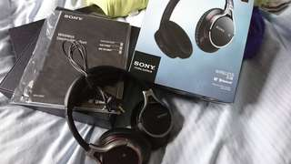 Sony mdr 10 rbt wireless headphone