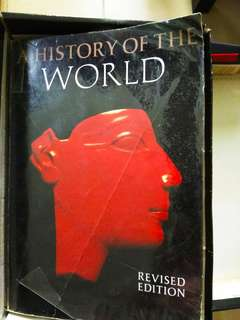 🌟 HISTORY OF THE WORLD Textbook
