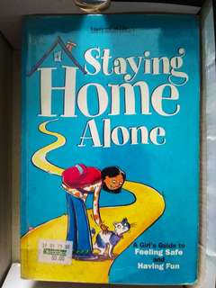🌟 STAYING HOME ALONE Handbook
