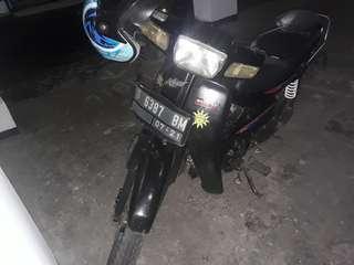Honda grand astrea