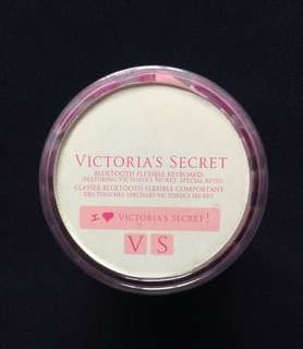 Victoria's Secret Bluetooth Flexible Keyboard