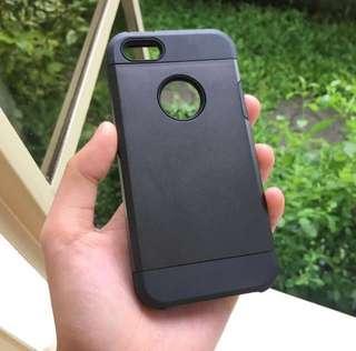IPHONE 5 Black hard case