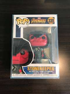 *ON HAND* Stonekeeper Infinity War Funko Pop