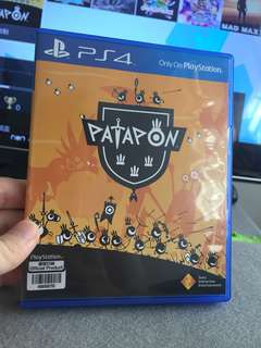 [PS4] Patapon Remastered