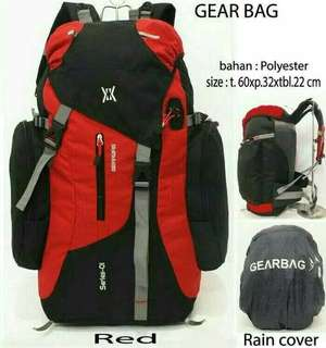 Carrier gearbag