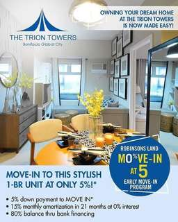 rent to own in Bgc
