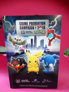 BN Pokemon Note Book