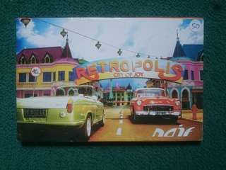 New Cd Naif Retropolis