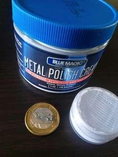 10g (Sample/Test Size) BlueMagic®  Metal Polish Cream  (ZE2L3AV1SC)