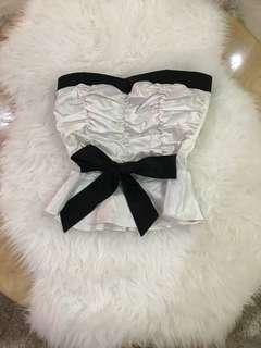 Top white n black