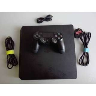 Playstation 4 PS4 Slim Console 500GB CUH 2006A Black