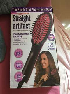 Hair Brush straight artifact