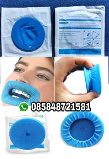 Rubber dam mouth gate pelindung gusi