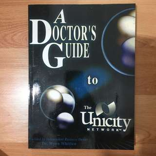🚚 A Doctor's Guide to Unicity