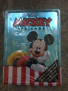 mickey metal box