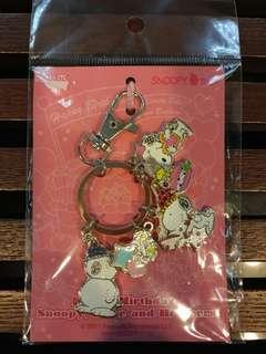 日本Snoopy匙扣