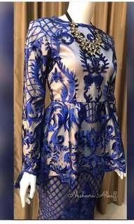 whatsapp +65 83052781 peplum lace luxury.XXS TO XXXXXXL from newborn size. ships worldwide