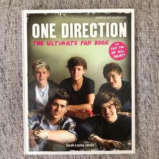 One Direction Fan Book