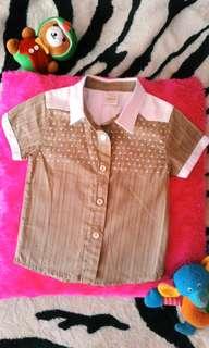 Baju Kemeja Baby