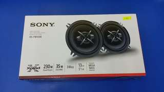 Sony 3Way Speaker