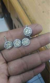 1 set diamond