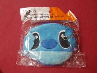 史迪仔散紙包 Stitch coin bag