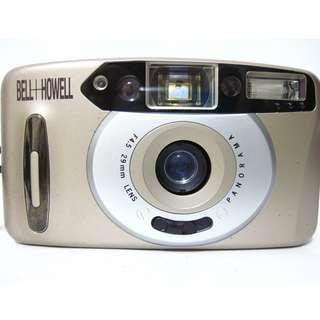 Bell + Howell film camera