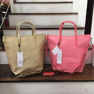 Buy One Take One (B1T1) Lacoste Vertical Bag