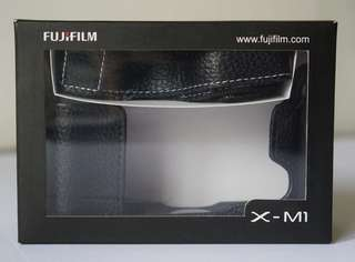 Leather Case Original Fujifilm For Fujifilm Camera