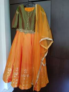 Grand Indian Dress